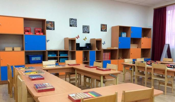 Школа и детский сад появятся на месте экс-промзоны в Хорошевском районе