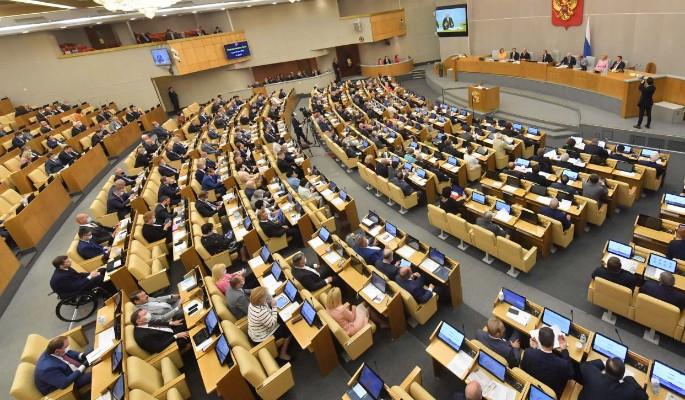 """Эксперты указали на лидерство """"Единой России"""" перед думскими выборами"""
