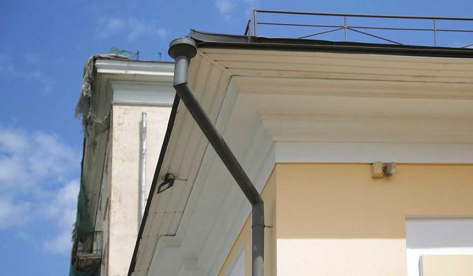 На Воронцовской улице отремонтируют здание 1917 года постройки