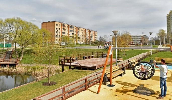 В ТиНАО появятся десятки новых парков