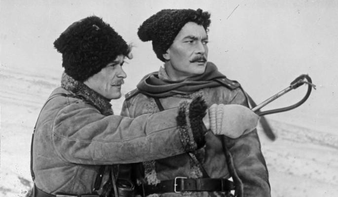 "Почему Мордюкова обиделась на Гарасимова во время съемок фильма ""Тихий Дон"""