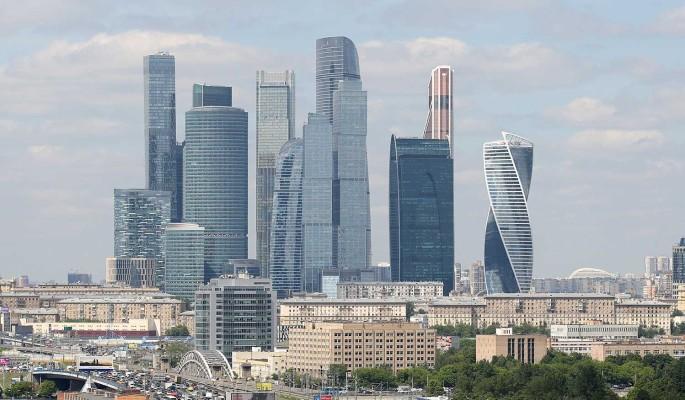 Москва стала одним из мировых лидеров по занятости населения