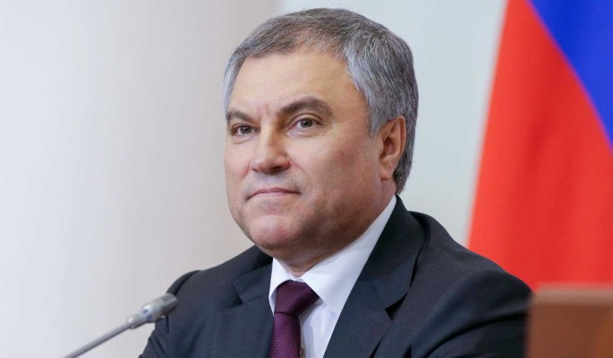 Володин остается главным публичным политиком Саратовской области
