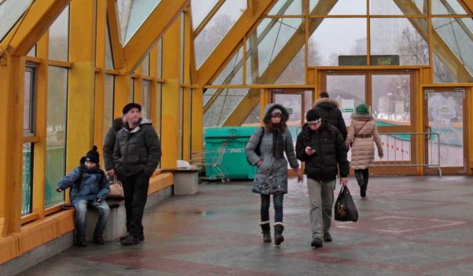 """Между станциями """"Серп и Молот"""" и """"Нижегородская"""" возведут пешеходный мост"""