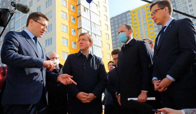 """""""ЕР"""" предложит Путину запустить программу развития инфраструктурных проектов в регионах"""
