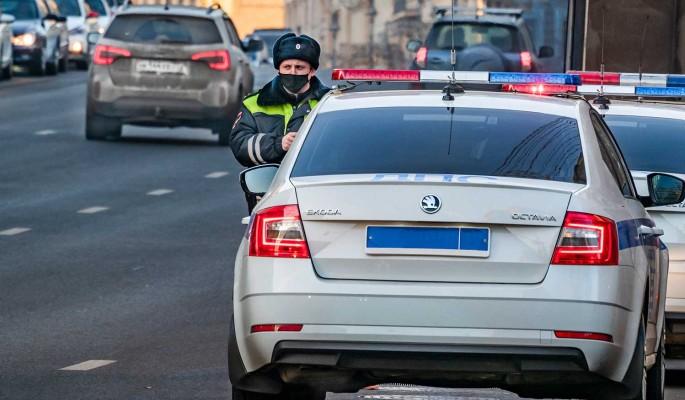 Водитель звезды Comedy Club устроил драку в центре Москвы
