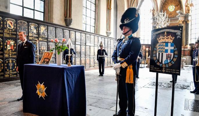 Похороны принца Филиппа: вооруженные люди окружили часовню в Виндзоре