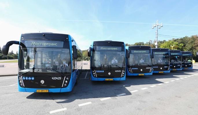 Собянин рассказал о будущем наземного транспорта и коммерческих перевозок