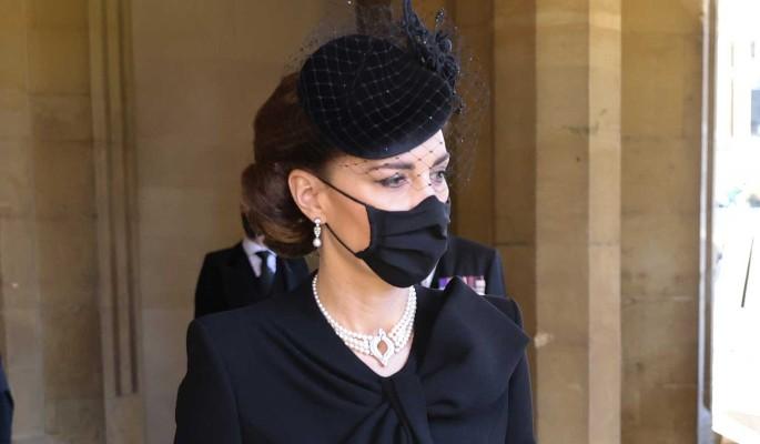 Тайный знак: Миддлтон своим видом спровоцировала разговоры о покойной принцессе Диане