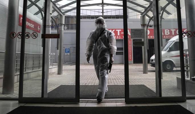 Ситуация с коронавирусом в Москве начала ухудшаться