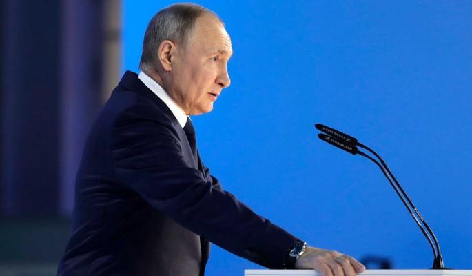 Путин о врагах России: Вокруг Шерхана крутятся всякие мелкие Табаки