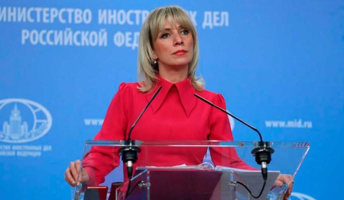 Захарова высказалась о скандале между Россией и Чехией: Прага загнала себя в тупик