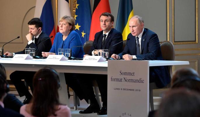 На Украине предложили новое место для встречи Путина и Зеленского