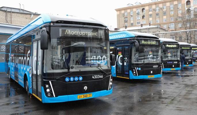Собянин: открылся Центр по производству электробусов в Москве