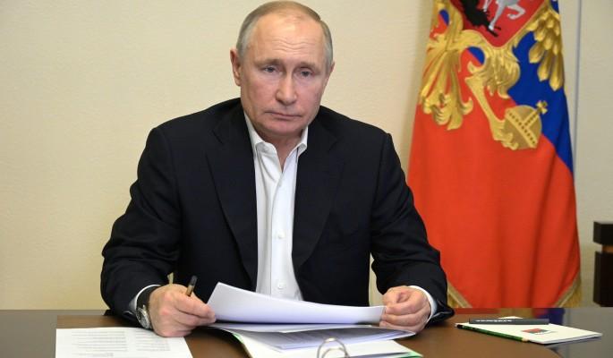 Путин призвал чиновников к честности и выполнению обещаний