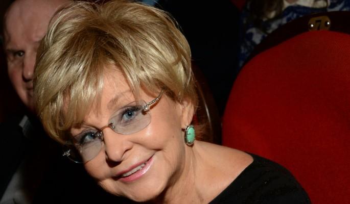 Юлиан сделал заявление о свадьбе с 78-летней Ангелиной Вовк