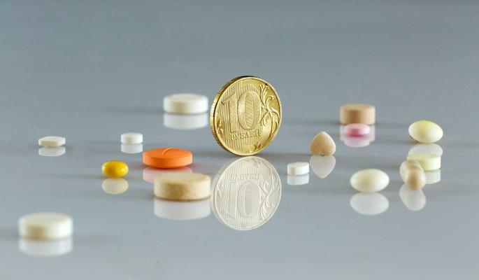 В России подскочили цены на лекарства