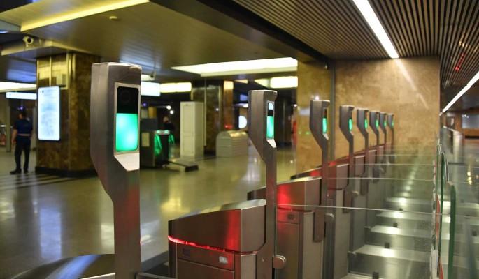В московском метро установили рекорд по числу оплаты проезда банковскими картами