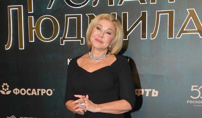 Муж Успенской отнял у нее квартиру в США и претендует на дом за 150 миллионов рублей