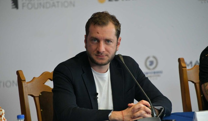 Гигинеишвили повинился перед покойной матерью за развод с дочерью Михалкова
