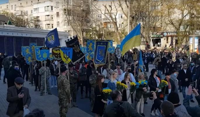 Экс-депутат Верховной Рады Фарион призвала к героизации украинских нацистов