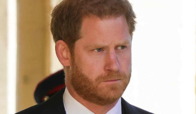Злость принца Гарри на отца видна невооруженным глазом: Задрожали ноги