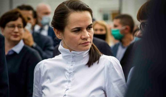 Сбежавшая в Европу Светлана Тихановская купила билет в Минск