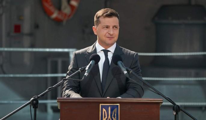 Зеленский выступил с речью о России и Крыме: Это и есть война