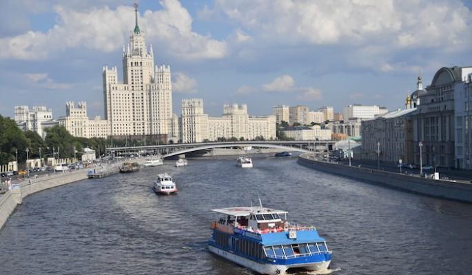 В Москве будут возрождать удобный речной транспорт