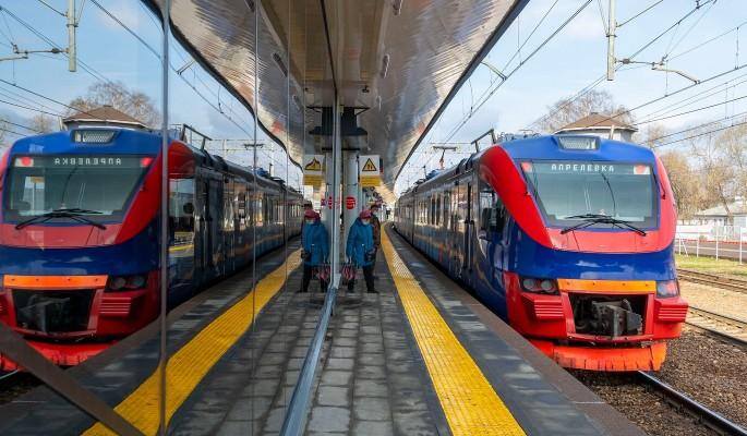 Новую станцию Аминьевская МЦД-4 откроют в 2021 году