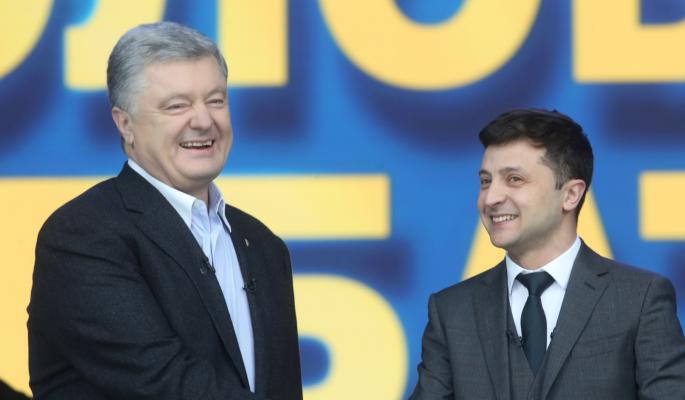 Эксперт Муратов рассказал о назревающей борьбе за власть между Зеленским и Порошенко