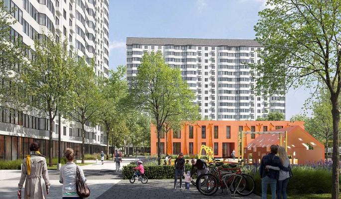 В Рязанском построят школу на 550 мест