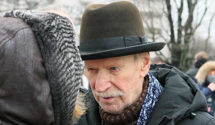 90-летний Краско убит горем из-за смерти близкой женщины