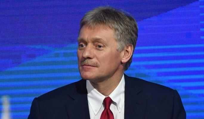 """В Кремле заявили о влиянии """"твердой руки"""" на действия Украины в отношении России"""