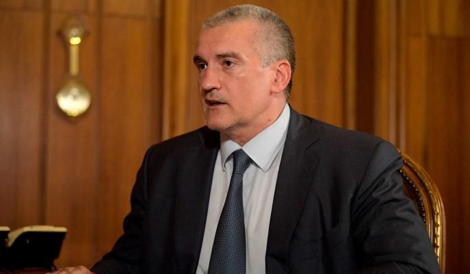 Аксенов отреагировал на заявление Зеленского о Крыме: Украине нужна территория без людей