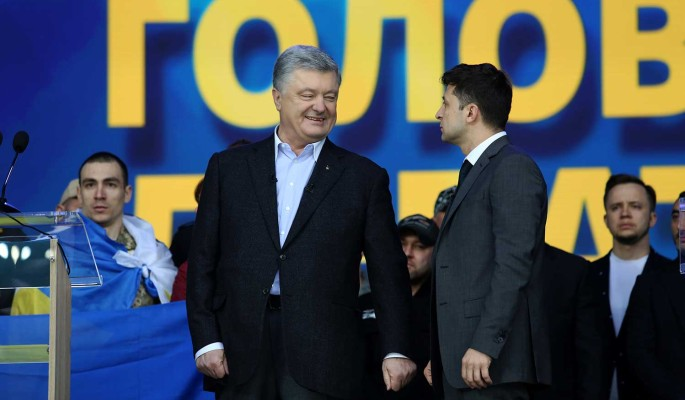 Партия Порошенко: приговор Украине  дилетантизм и некомпетентность Зеленского