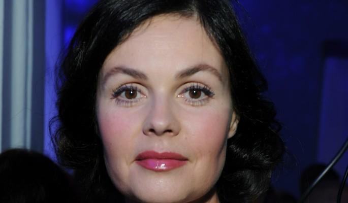 Неузнаваемая Андреева с красным глазом вызвала вопросы