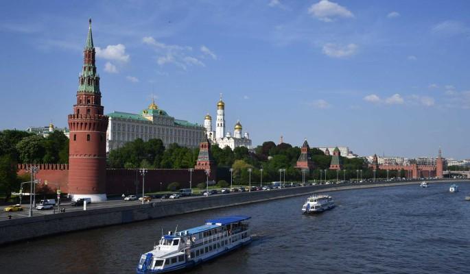 В Кремле ответили на заявления о причастности России к инциденту с самолетом в Белоруссии