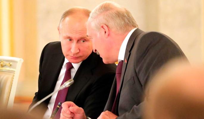 Профессор Юдин: Лукашенко берет Путина в заложники
