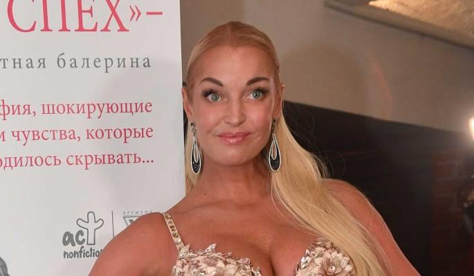 Потную труженицу Волочкову разнесли в пух и прах: Больше в стране никто не работает