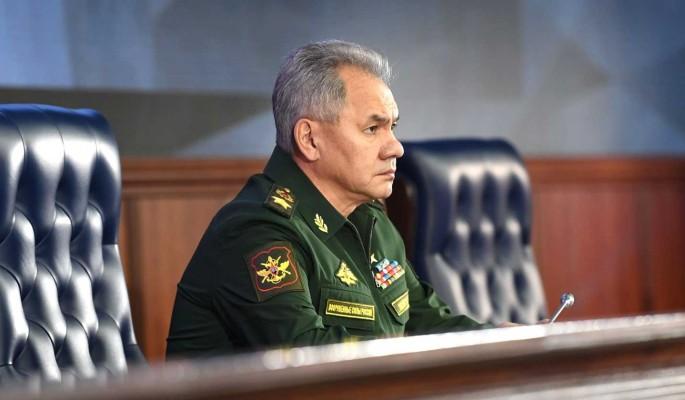 Шойгу рассказал о нарастающих военных угрозах с западных рубежей
