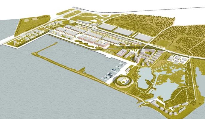 Проект Мегалайн по развитию станции Горской предусматривает новые рабочие места