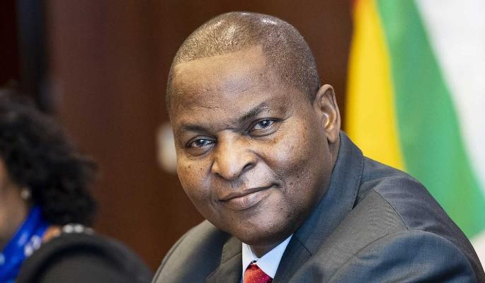 Центральноафриканский лидер поблагодарил Россию за помощь в спасении республики