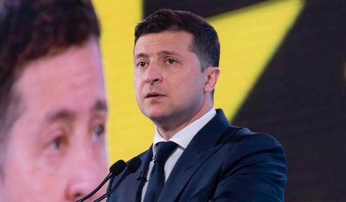 """Зеленский заявил об угрозе """"российского блицкрига"""" в Донбассе"""