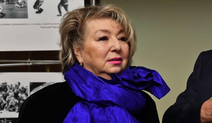 Попавшая в инвалидное кресло Тарасова вызвала шок