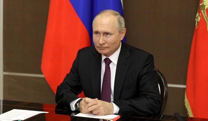 """Путин поприветствовал участников форума """"Таврида"""""""