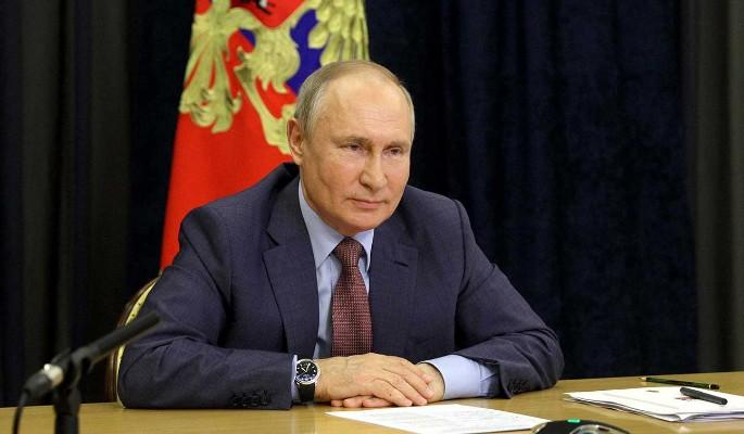 """Путин отметил серьезное обновление списка кандидатов в Думу от """"ЕР"""""""