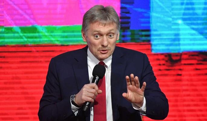 Песков отреагировал на слова британских журналистов о смертности от коронавируса в России
