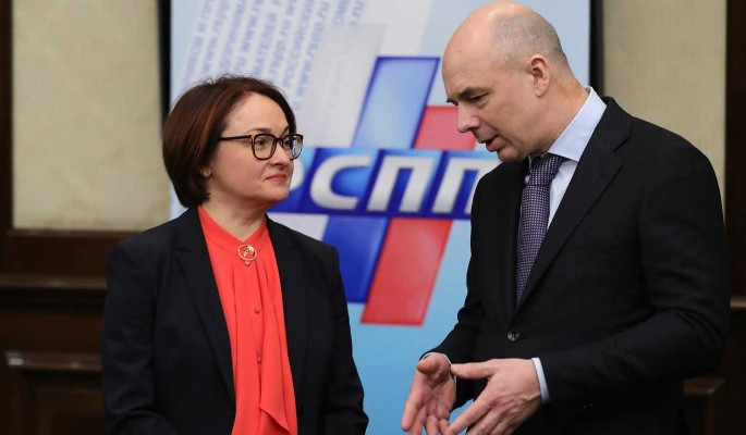 """Хлеб по 100 рублей"": Силуанов и Набиуллина поспорили о росте цен"