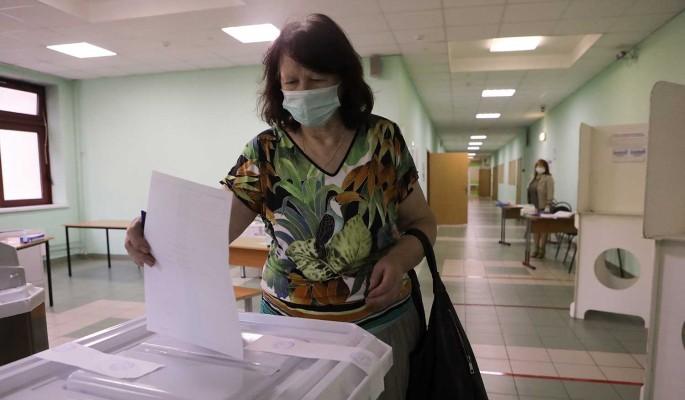 Памфилова анонсировала видеонаблюдение на 49 тысячах участков